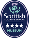 scottish tourist board 4 star museum